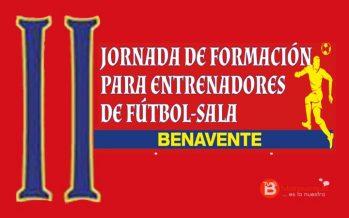 El sábado II Jornada de Formación para Entrenadores de Fútbol Sala