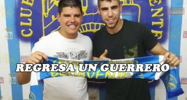 Malaguti regresa al Atlético Benavente tras su paso por el Cidade Narón