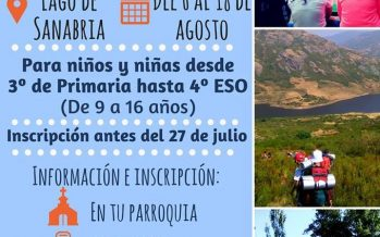Campamento Benavente-Tierra de Campos en el Lago de Sanabria