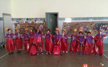 Campamento de inmersión lingüística en el Colegio San Vicente de Paúl