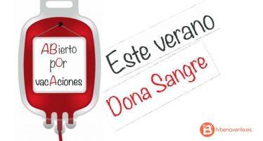 Donaciones de sangre mañana por la tarde en el Centro de Salud Sur