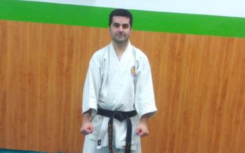 El benaventano Gerardo Pérez consigue el 2º Dan de Karate en Valladolid