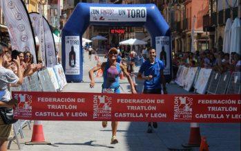 María José García consigue un doble pódium en el Cross Enotoro
