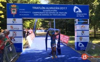"""María José García """"Pepa"""" gana la Copa de España de Triatlón Cross"""