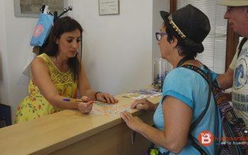 La Oficina de Turismo cierra el semestre con un total de 3.483 visitantes