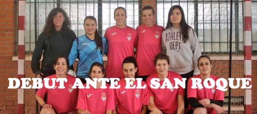 El C.D San Roque será el primer rival del Atlético Benavente Femenino