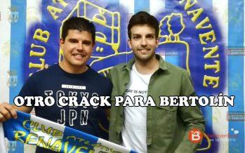 El Atlético Benavente hace estallar el bombazo de Marcos Vara