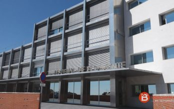 Tres heridos tras chocar su coche contra una pared en Friera de Valverde