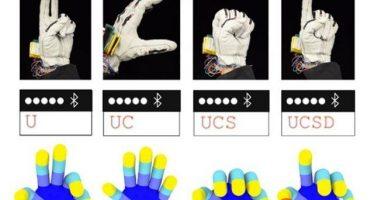 El guante inteligente que convierte el lenguaje de signos en texto