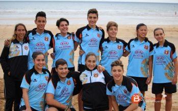 Salvamento Benavente se hace con el medallero del Lifeguard de Gijón