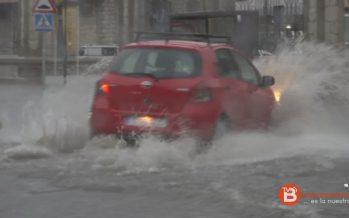 Varias personas fueron rescatadas por la tromba de agua en Zamora