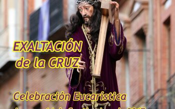 Celebración de la Exaltación de la Cruz de la Cofradía Jesús Nazareno