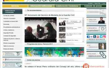 La Guardia Civil crea el sistema de citas previas en intervención de armas