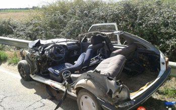 Ampliación: Fallece un joven benaventano y tres heridos en Santa Cristina