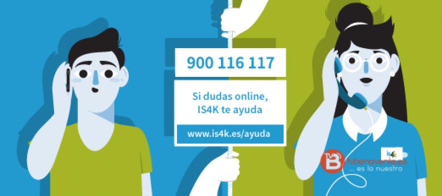 Habilitado un teléfono de ayuda a menores sobre los riesgos de Internet