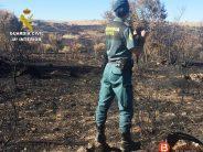 Investigado el supuesto autor del incendio en los Arribes del Duero