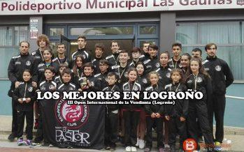 Quesos el Pastor, diecinueve metales y primero por equipos en Logroño