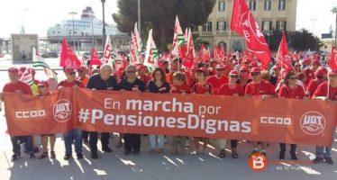 """La Marcha """"Por las pensiones dignas"""" llegará mañana a Benavente"""