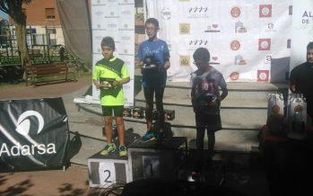 Primeros puestos para los alevines del Club Benavente Atletismo