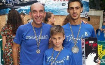 El Club Benavente Atletismo regresa a casa una vez más con medallas