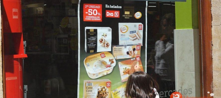 Los precios en alimentación, ocio y cultura suben en el mes de septiembre