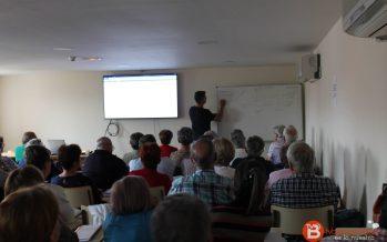 Comienzo del curso en la Universidad de la Experiencia en Benavente