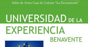 La Universidad de la Experiencia inaugura oficialmente mañana su curso
