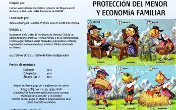 """Curso de la UNED """"Derecho de Familia"""" en Benavente"""