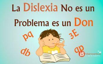 Día Mundial de la Dislexia, un trastorno en el aprendizaje que afecta al 6%