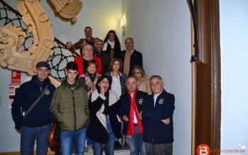 La Asociación de Vehículos Clásicos de Benavente viajó a Astorga