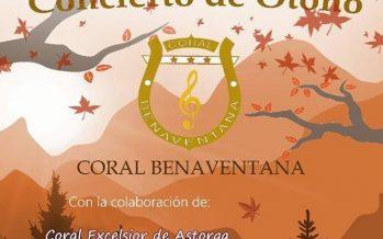 XXIV Concierto de Otoño de la Coral Benaventana a favor de la AECC