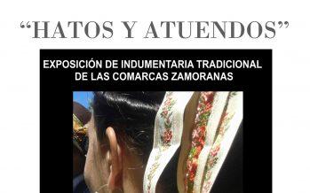 """Exposición de indumentaria tradicional """"Hatos y Atuendos"""" en Benavente"""