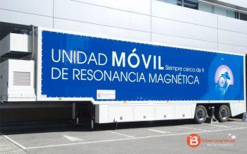 Las Resonancias Magnéticas se realizarán en una unidad móvil en Zamora